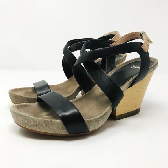 3f40b9b1fdc Camper Shoes - Camper Sandals Platform Wood Heel